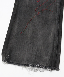 BANDANA FLAG REMAKE DUSTY PT [BLACK]