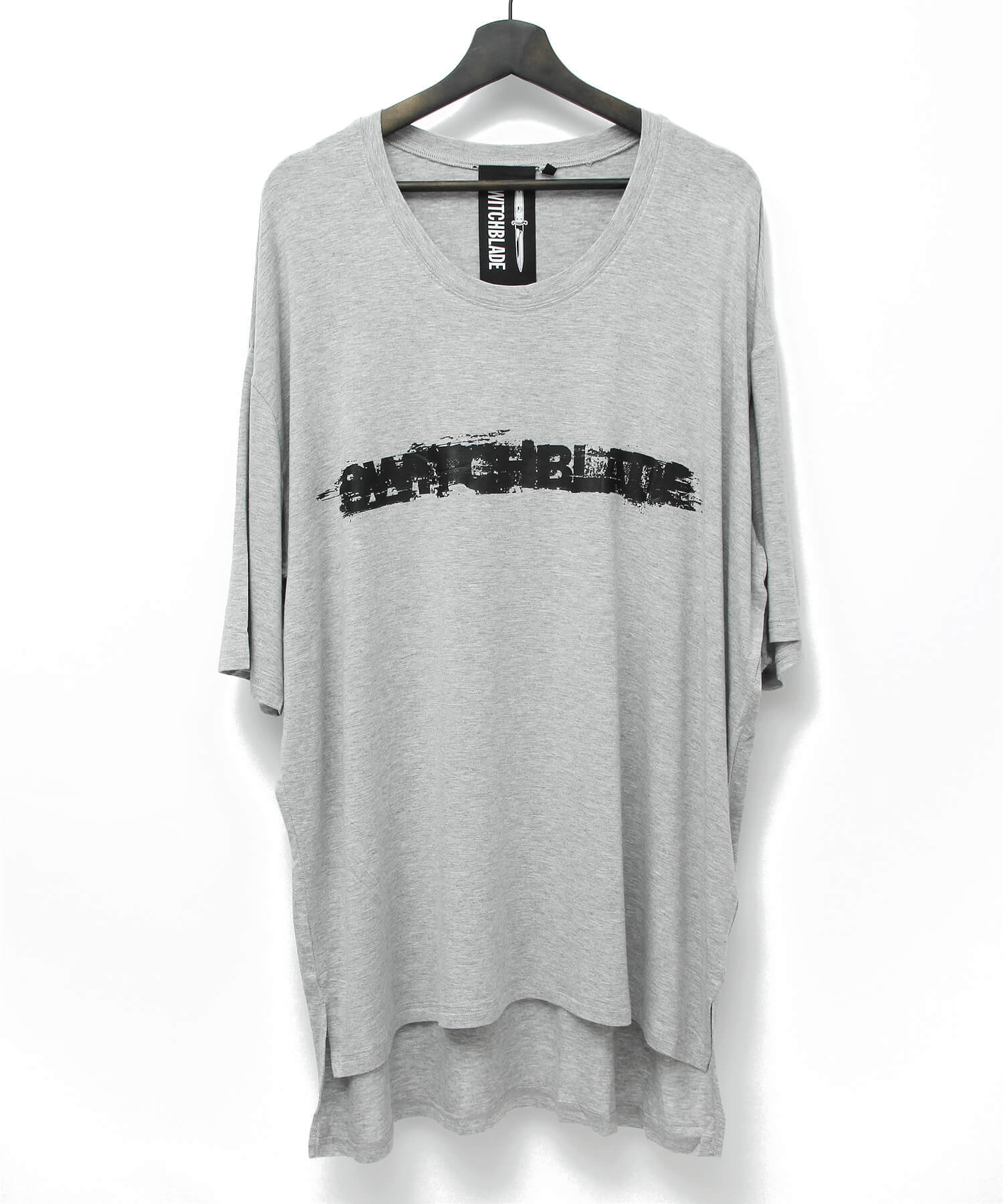 KEEP A KNIFE TEE [GRAY]