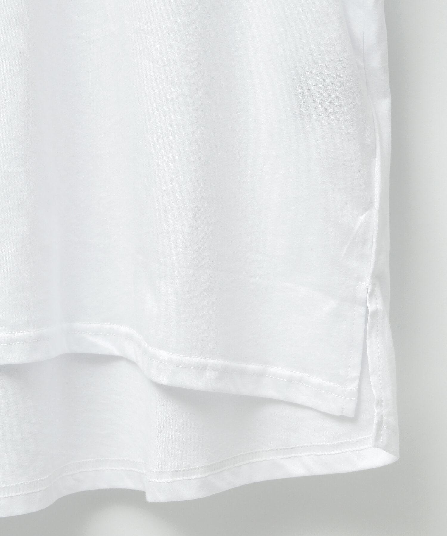 MALIA TEE [WHITE]