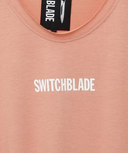 SWITCHBLADE LOGO T/T [ORANGE]