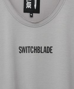 SWITCHBLADE LOGO T/T [GRAY]