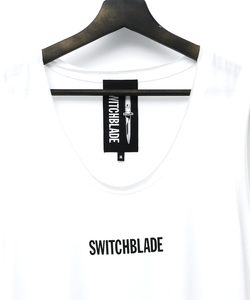 SWITCHBLADE LOGO T/T [WHITE]