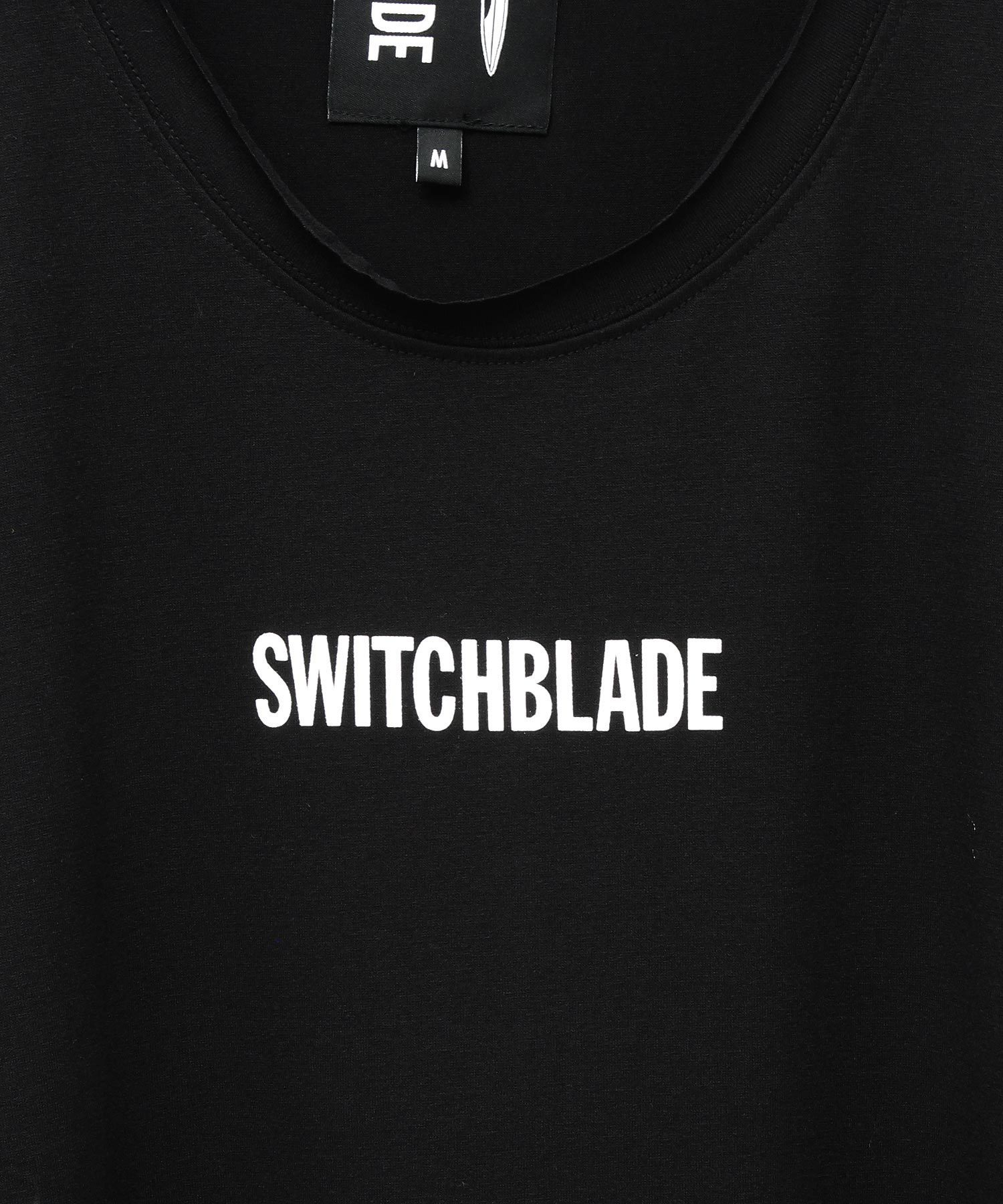 SWITCHBLADE LOGO T/T [BLACK]