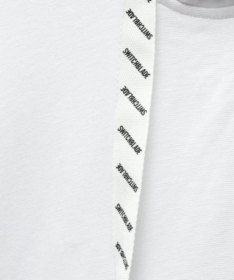 SWBLD LINE PULLOVER PARKA [WHITE]