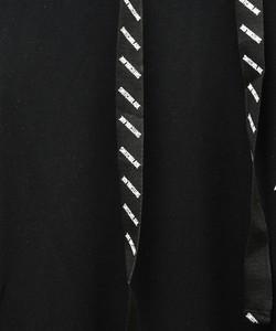 SWBLD LINE PULLOVER PARKA [BLACK]