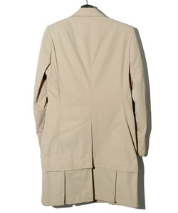 SWITCHBLADE EMBROIDERY LONG JACKET [BEIGE]