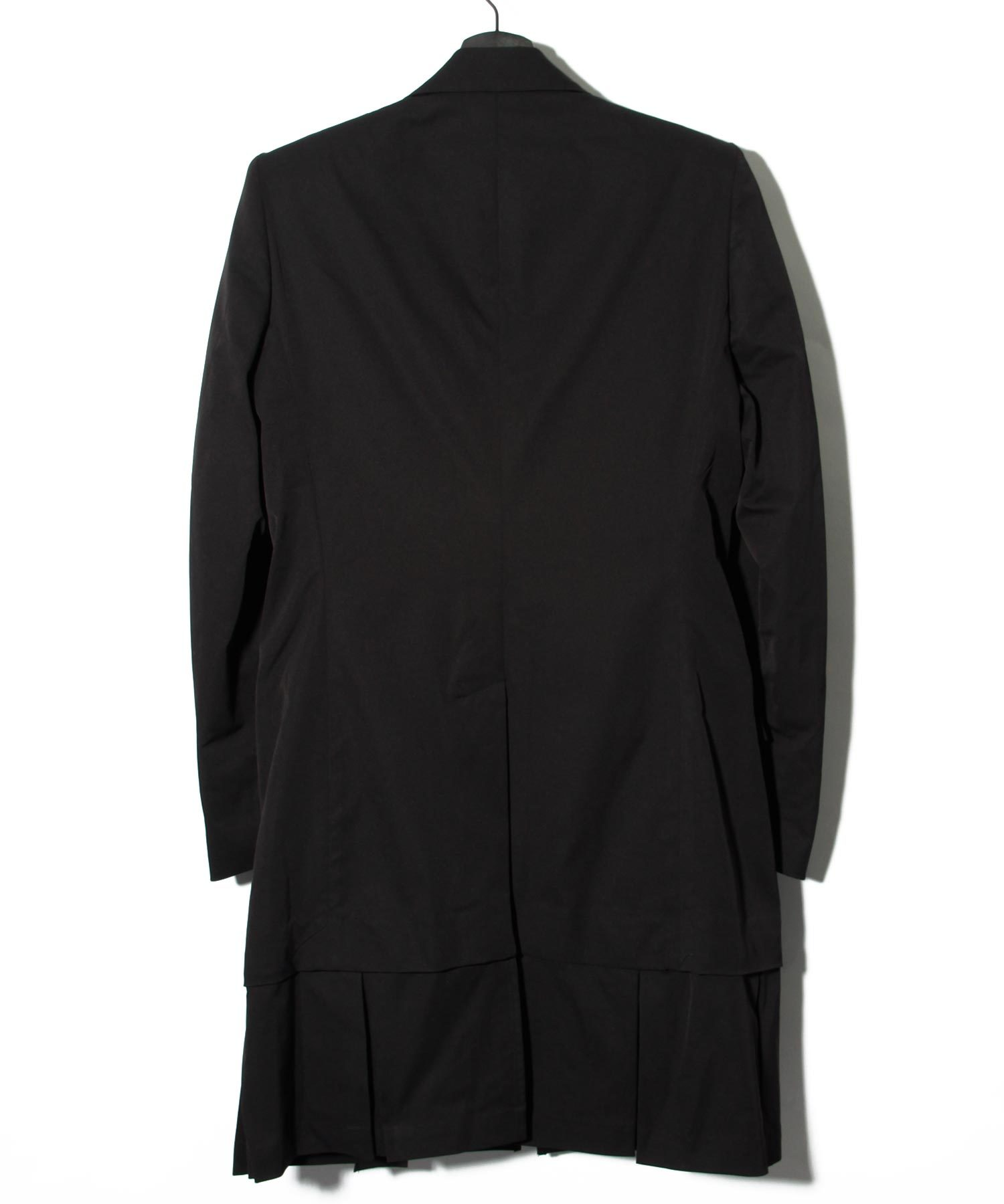 SWITCHBLADE EMBROIDERY LONG JACKET [BLACK]