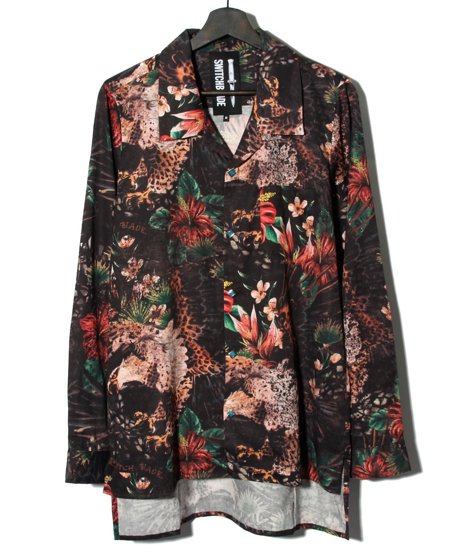 EAGLE FLOWER SHIRT