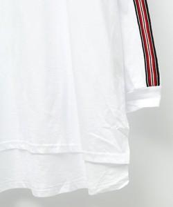 SWBLD LINE L/TEE [WHITE]