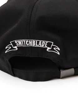 SB LOGO CAP(BLACKxWHITE)