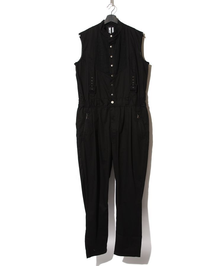 【完全限定生産】SWITCHBLADE JUMPSUIT(BLACK)