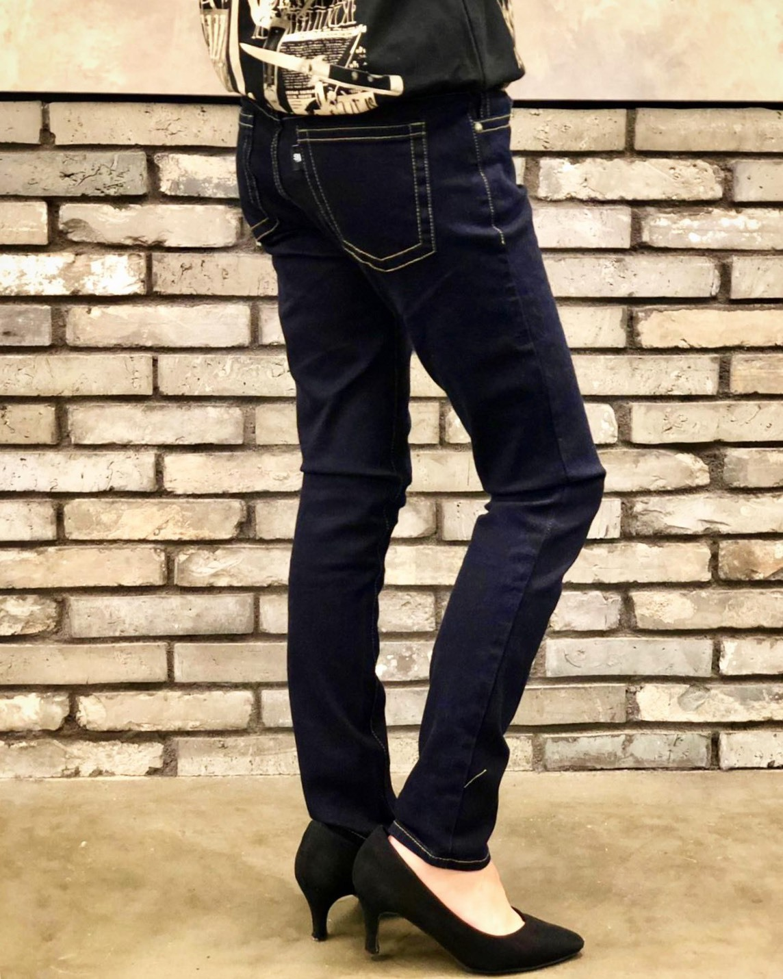 BASIC DENIM PT(LADY'S)