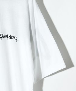 SPRAY LOGO TEE