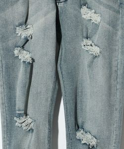 DAMAGE DENIM PTⅡ
