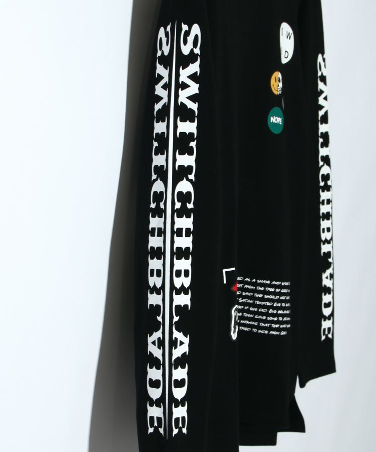 PATCHES L/S TEE